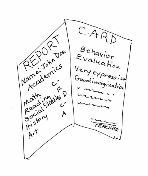 Translating those report card evaluations can be tricky