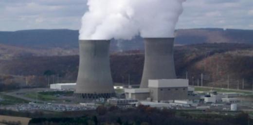 Susquehanna Nuclear Plant (Shut Down)