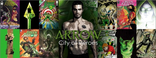 City of Heroes banner designed by Travers Biddle from Auckland