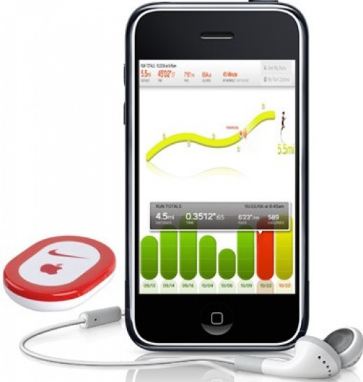 Nike+ Coming to iPhone and iPod Touch