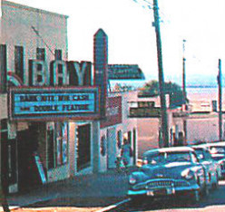 What to do in Morro Bay:  The Bay Theatre