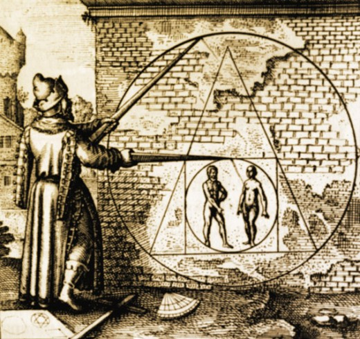 "One of the famous problems of antiquity: ""squaring the circle"". What this means is whether it is possible with only a straightedge and compass can a figure be found that is exactly equal to the area of a circle."