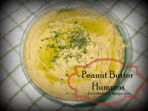 Hummus recipe without tahini!  Loaded with flavor and nutrients using garlic, lemon juice, cumin, and parsley.