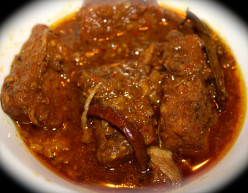 The Fiery Pork Vindaloo Recipe