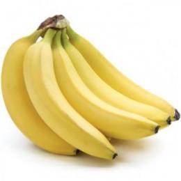 Organic bananas.