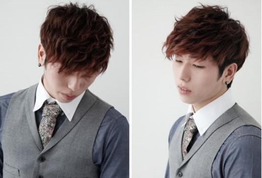 Latest Trendy Asian & Korean Hairstyles For Men 2017
