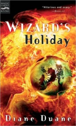 Wizard's Holiday (Young Wizards #7) by Diane Duane