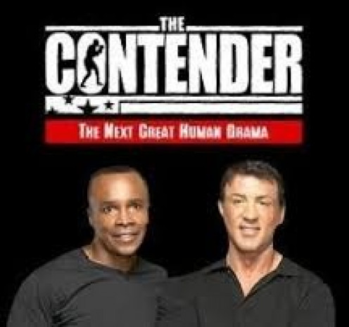 Sugar Ray Leonard and Sylvester Stallone helped make The Contender a success.