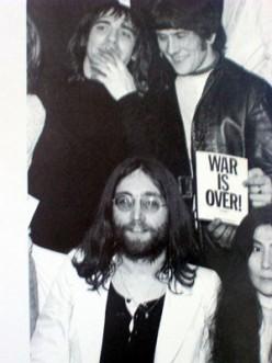 Moon with John and Yoko