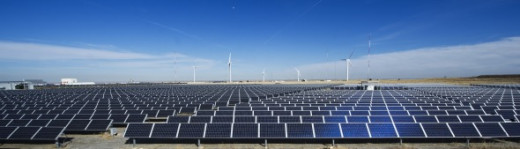 Photovoltaic Field - National Wind Technology