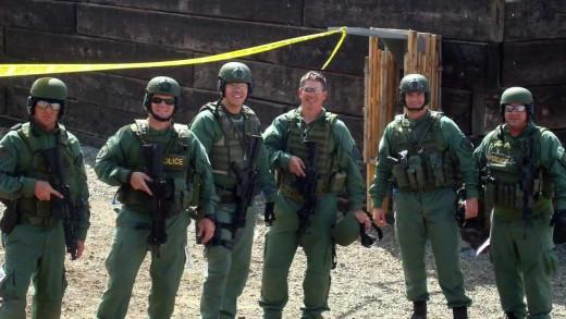 Las Vegas Metropolitan Police Department - S.W.A.T. division