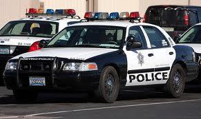 Las Vegas Metropolitan Police Department - Squad Car.