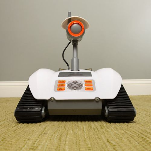 The ReCon 6.0 Programmable Rover In Action