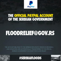 Historic Flooding In Serbia - Emergency Help Needed