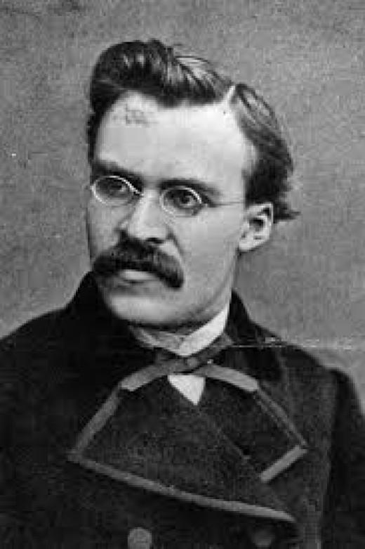 Nietzsche Was A Miserable Evolutionist
