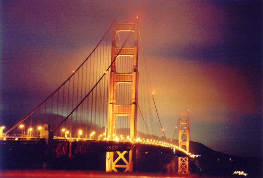The Golden Gate Bridge