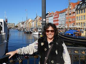 Seeing the sites in Copenhagen, Denmark while earning money at Hub Pages!