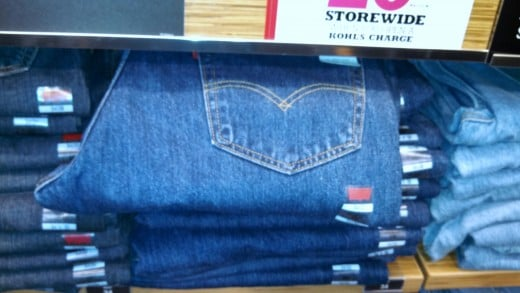 I didn't want to spend $40 to buy jeans- does this make me a cheapskate?