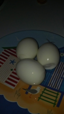 Easy Recipe for Hard Boiled Eggs