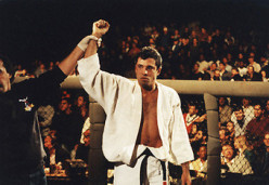 Ultimate Fighting Championship 1; Brazilian jiu jitsu, Royce Gracie Wins UFC