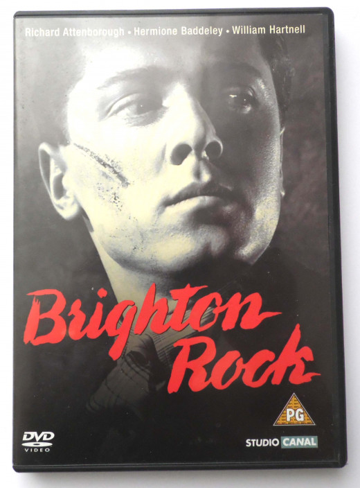 Brighton Rock on DVD