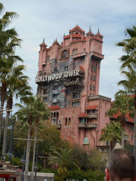 Tower of Terror, Hollywood Studios