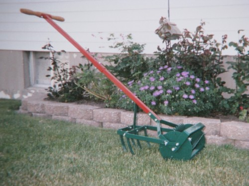 Weed & Till Cultivator