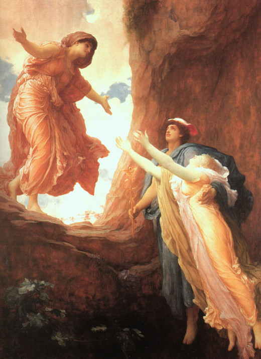 the return of Persephone