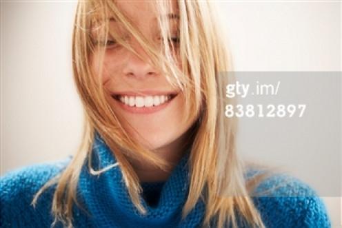 A happy  person.