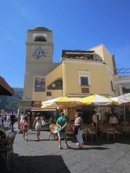 Piazza Umberto I, Capri