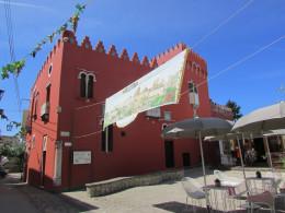 Casa Rossa (the Red House), Anacapri