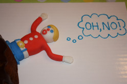 Mr. Bill who was originally modeled out of Play-Doh was all over our TV screens on the Saturday Night Live show.