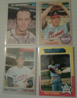$4 Total - 10-card Star Lot Was a Great Value