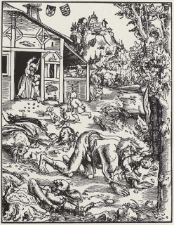 An Overview of European Werewolf Folklore