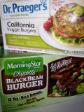 Black Bean Burger Recipe and Veggie Burger Review