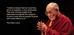 Is the Dalai Lama a Dark Angel?