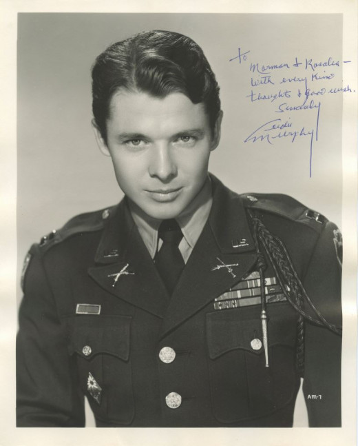Stallone, Schwartzenegger, and even Chuck Norris' fictional characters have nothing on the real character and courage of Audie Murphy.