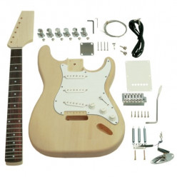 How to Build Your Own Electric Guitar