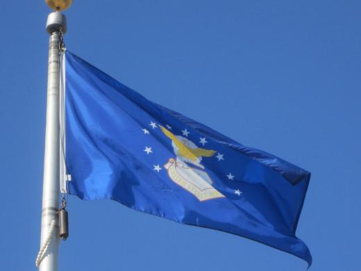 Flag of U.S. Air Force