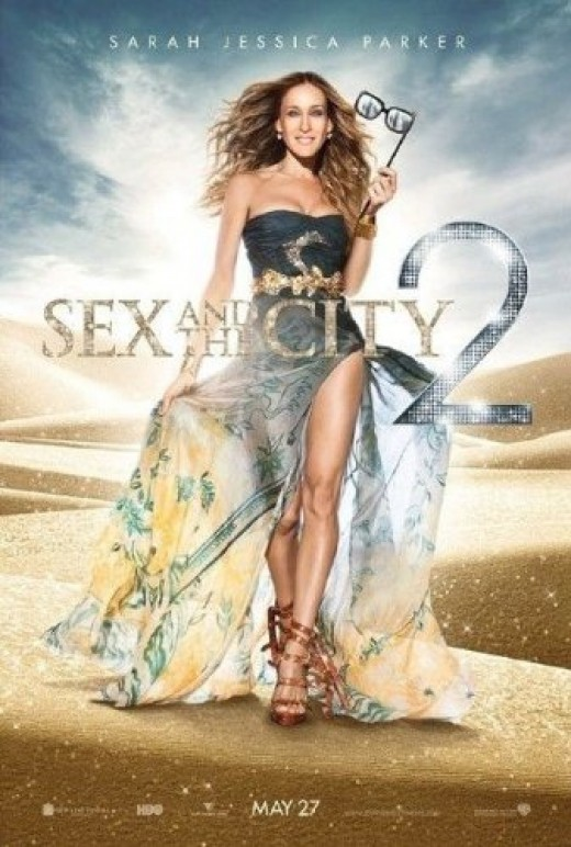 sarah jessica parker poster Sex & the City