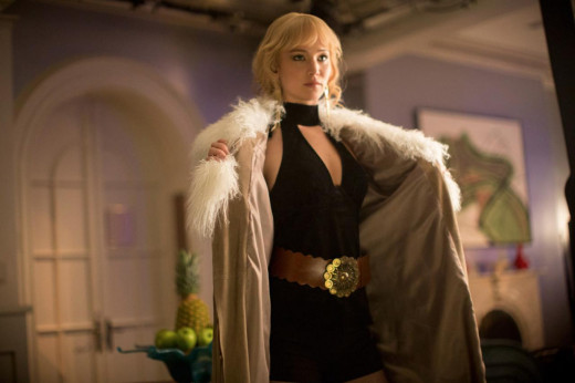 Jennifer Lawrence stars as Mystique in the comic book thriller X-Men: Days of Futue Past