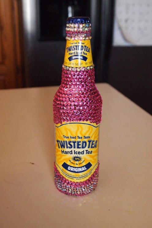 Twisted Tea for the girly girl :)