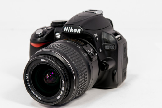 Which Nikon Camera?  This is a D3100