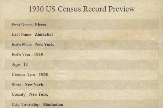 Efrem Jr. was born in 1918, not 1919
