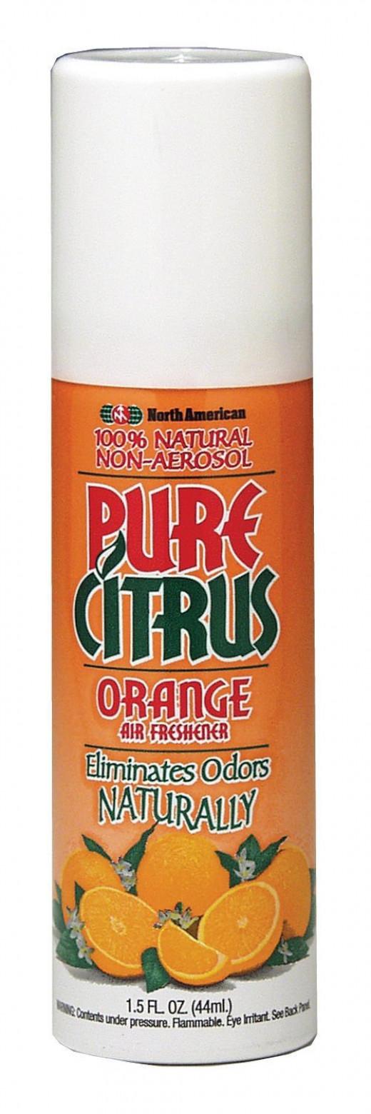 The famous Pure Citrus Air Freshener Orange Scent