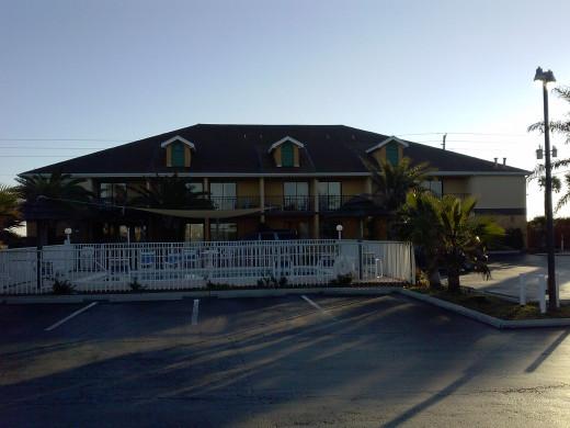 The Ocean Side of the Inn.