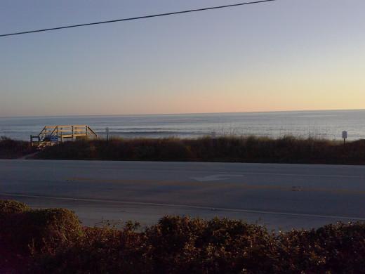 Second Floor Ocean View