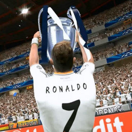 Real Madrid win the 2014 UEFA Champions League