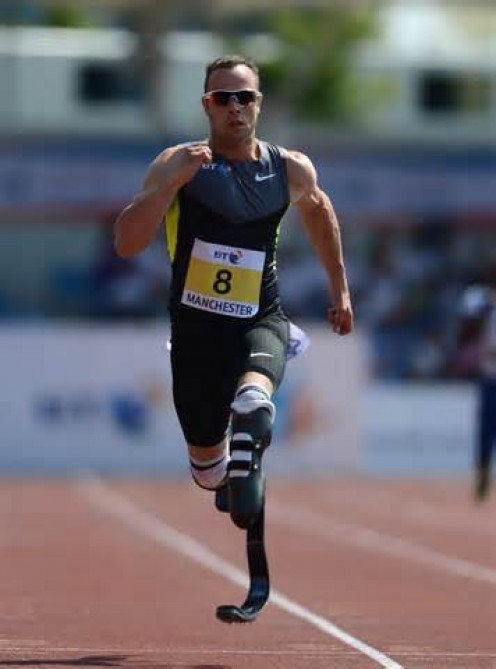 Oscar Pistoris aka Blade Runner's descent from National Icon and Role Model to Murderer.