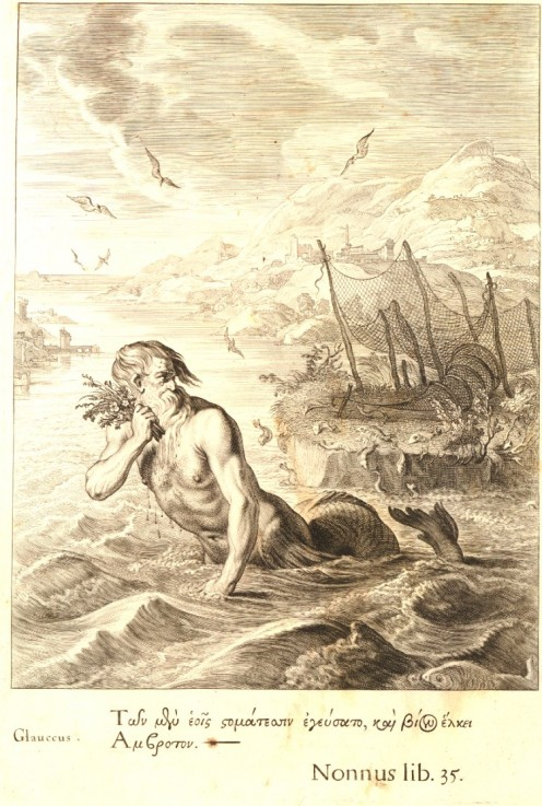 Mermen: Old Legends and Real Sightings